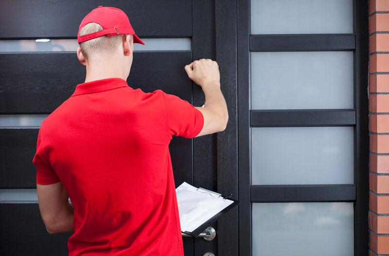 5 Habits of Highly Effective door-to-door Salesmen